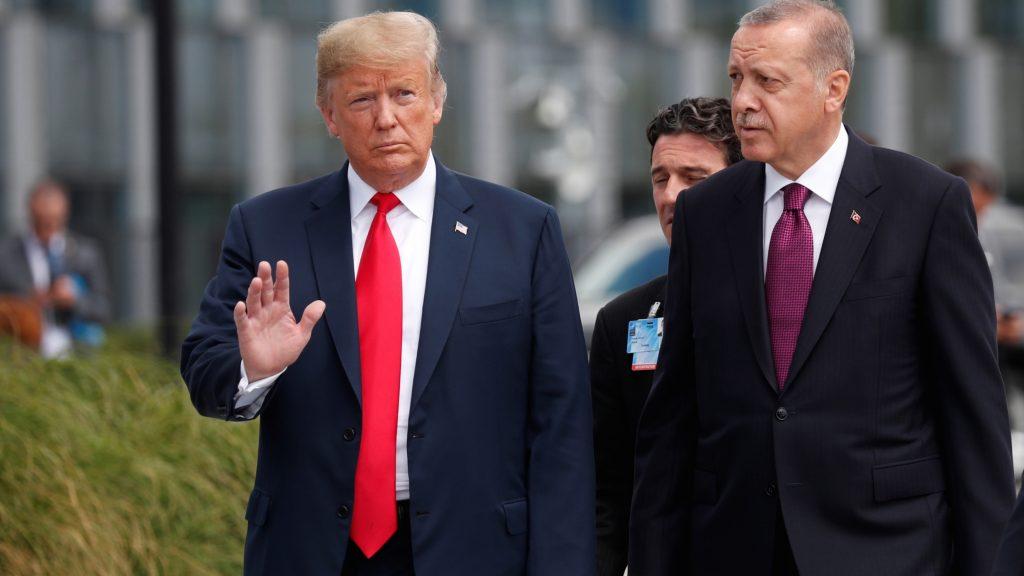 Հնարավոր է ԱՄՆ-ը Թուրքիայի հանդեպ պատժամիջոցներ սահմանի Ռուսաստանից զենգ գնելու համար