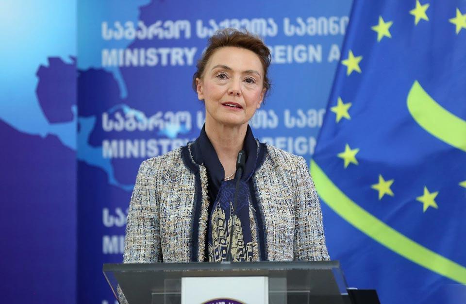 ევროპის საბჭოს გენერალური მდივანი - მჯერა, რომ საქართველოს თავმჯდომარეობა ძალზედ წარმატებული იქნება
