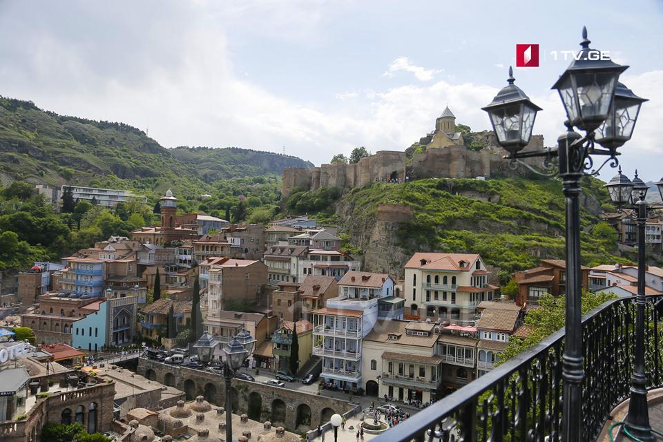Визиты международных путешественников в Грузию в октябре возросли на 8,8%