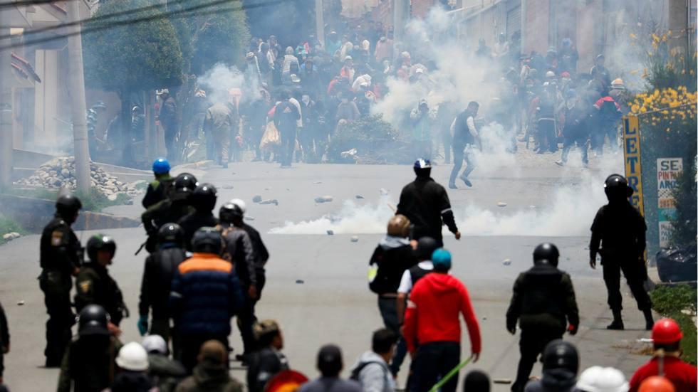 ევო მორალესმა მექსიკაში პოლიტიკური თავშესაფარი მიიღო