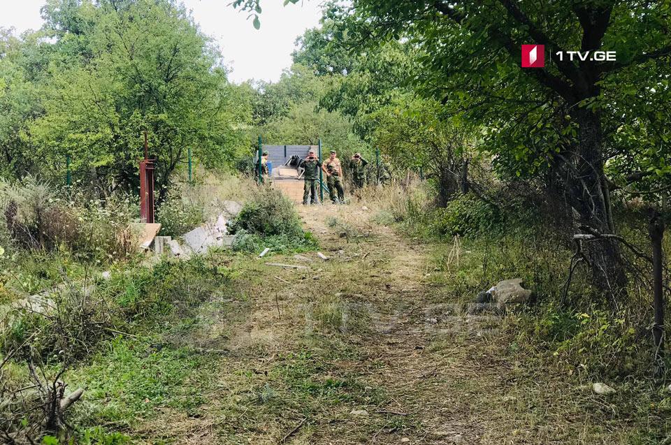 Представители оккупационного режима задержали двух жителей села Кодисцкаро