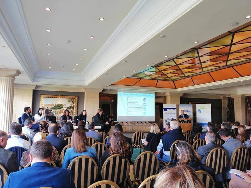 გურიის გუბერნატორმა ათენში, საერთაშორისო კონფერენციაში მიიღო მონაწილეობა