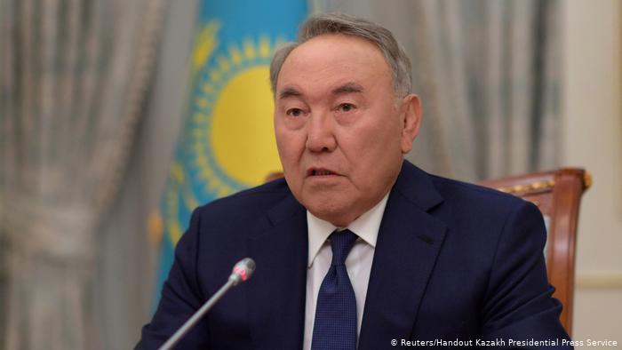Nazarbayev suggests arranging Putin-Zelensky meeting