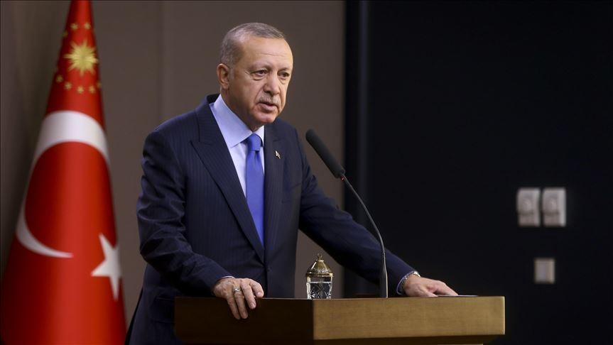 Президент Турции - НАТО должно вмешаться в текущие события в Сирии