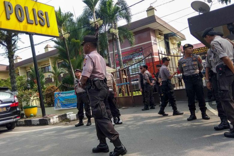 ინდონეზიაში, პოლიციასთან აფეთქების შედეგად რამდენიმე სამართალდამცველი დაშავდა