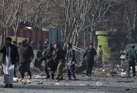 ქაბულში აფეთქების შედეგად შვიდი ადამიანი დაიღუპა