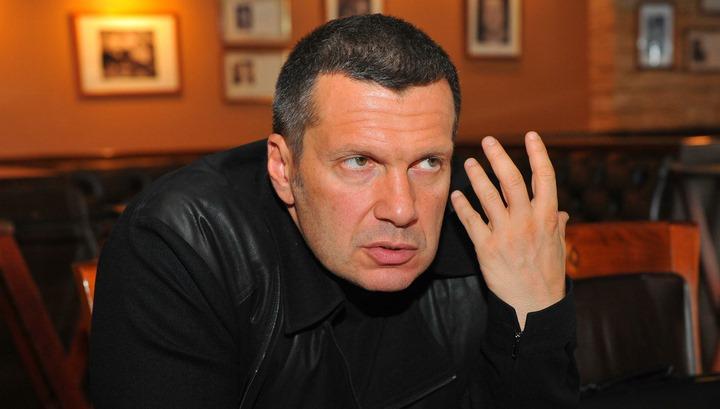 ՈՒկրաինայում, ռուս լրագրող Վլադիմիր Սոլովյովի դեմ հարուցվել է քրեական գործ