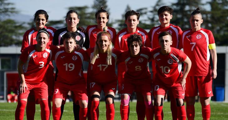 0:14 Դանիայի հետ - Վրաստանի կանանց հավաքականի խոշոր պարտությունը Վիբորգում