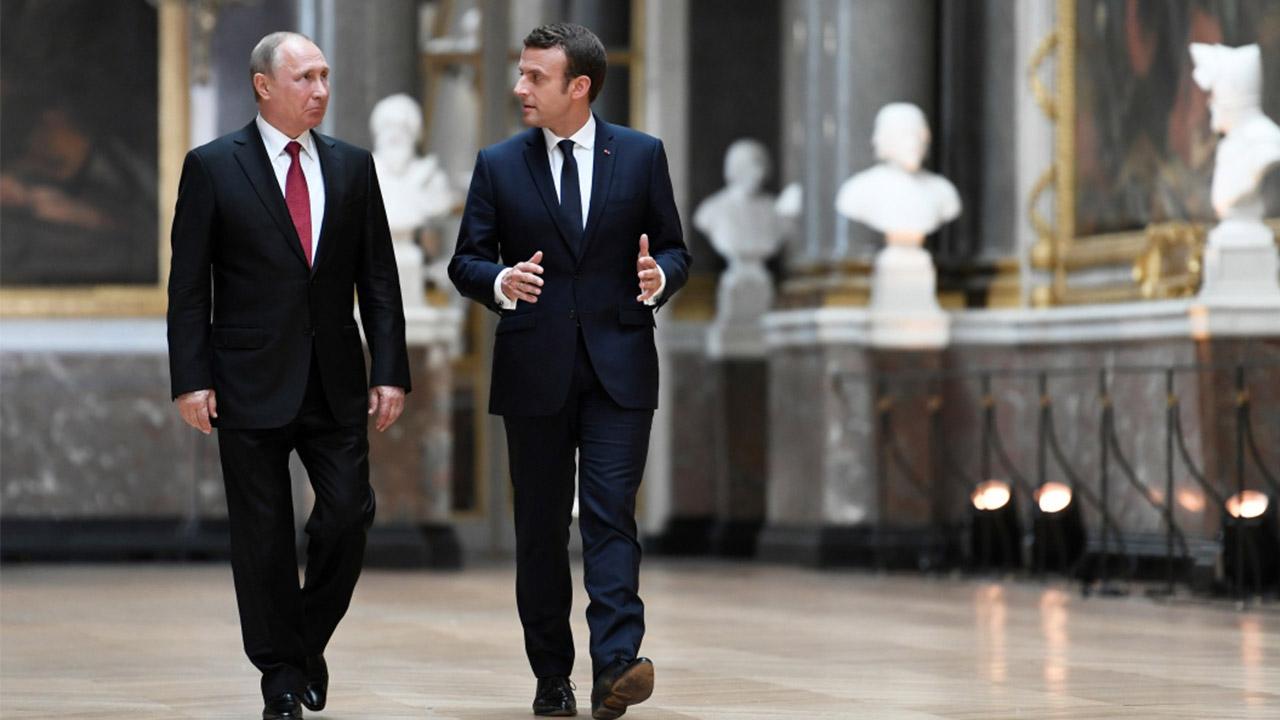 """ვოიჩეკ პშიბილსკი - მაკრონი რუსეთთან ურთიერთობების """"გადატვირთვაზე"""" საუბრობს, რაც საკმაოდ უცნაურია [ვიდეო]"""