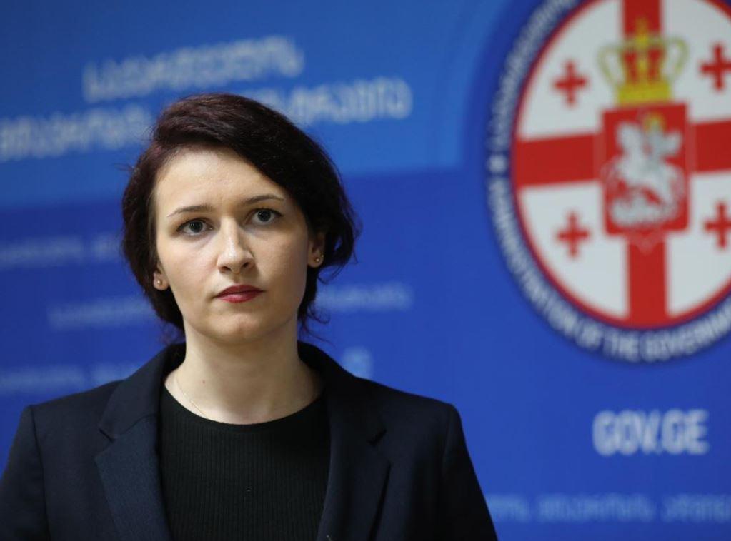 ადამიანის უფლებათა დაცვის საკითხებში პრემიერ-მინისტრის მრჩევლად ლელა აქიაშვილი დაინიშნა