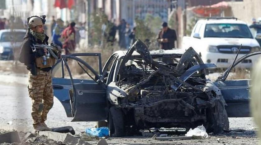 ქაბულში დანაღმული ავტომობილის აფეთქების შედეგად 12 ადამიანი დაიღუპა