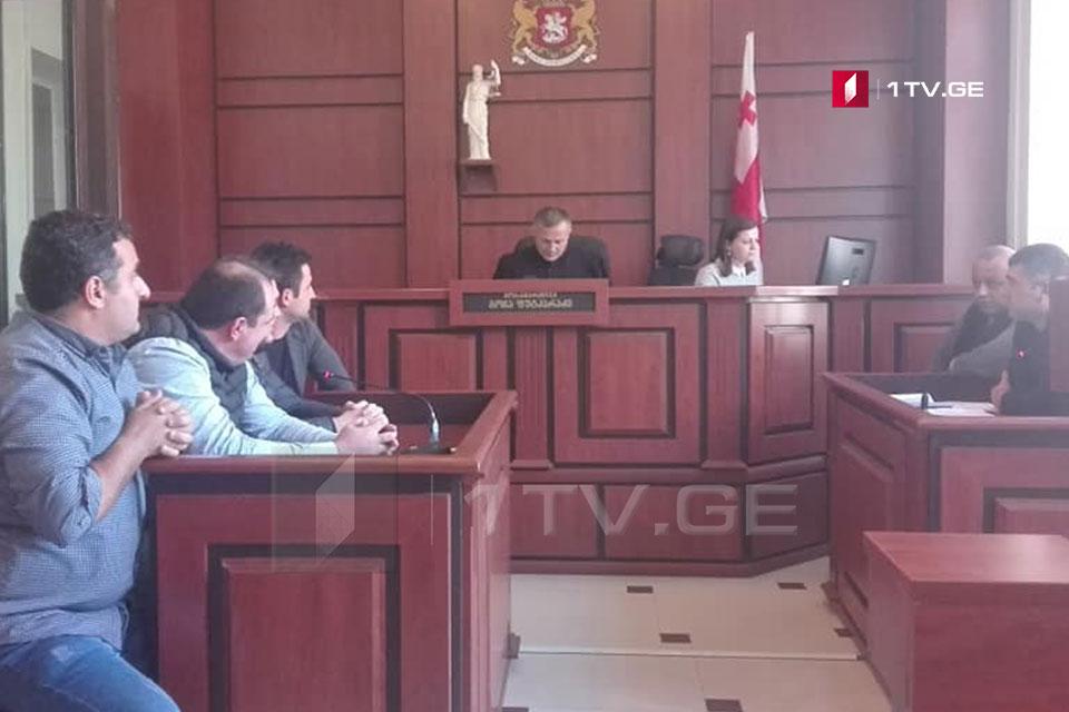 აჭარის მთავრობის შენობასთან აქციაზე დაკავებული ოთხივე პირი მოსამართლემ დარბაზიდან გაათავისუფლა