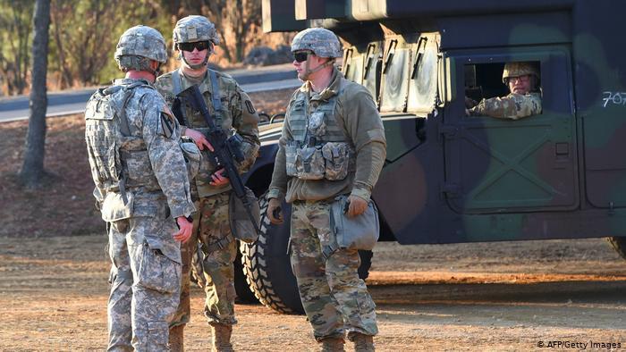 აშშ-ის თავდაცვის მდივანი სამხრეთ კორეას მოუწოდებს, ამერიკელი სამხედროების დისლოცირების სანაცვლოდ მეტი გადაიხადოს