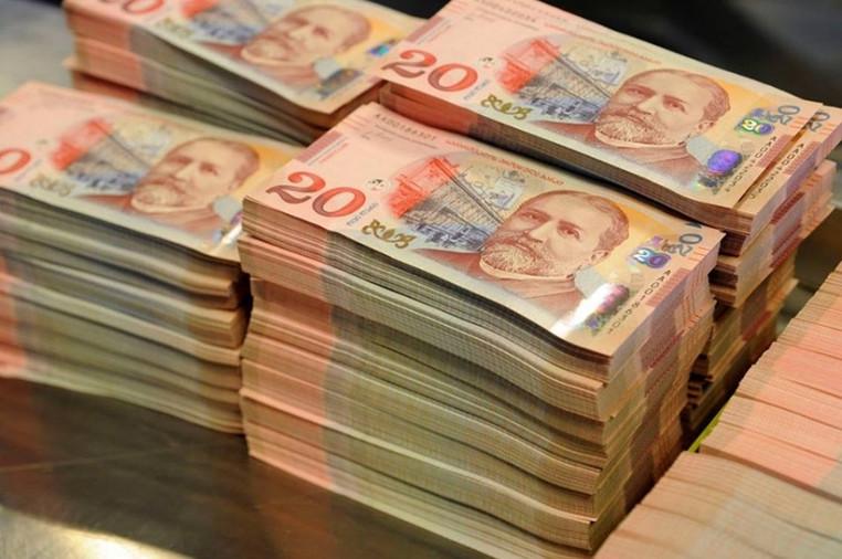 საქართველოში შემოსული ფულადი გზავნილების მოცულობა ოქტომბერში 11.5 პროცენტით გაიზარდა