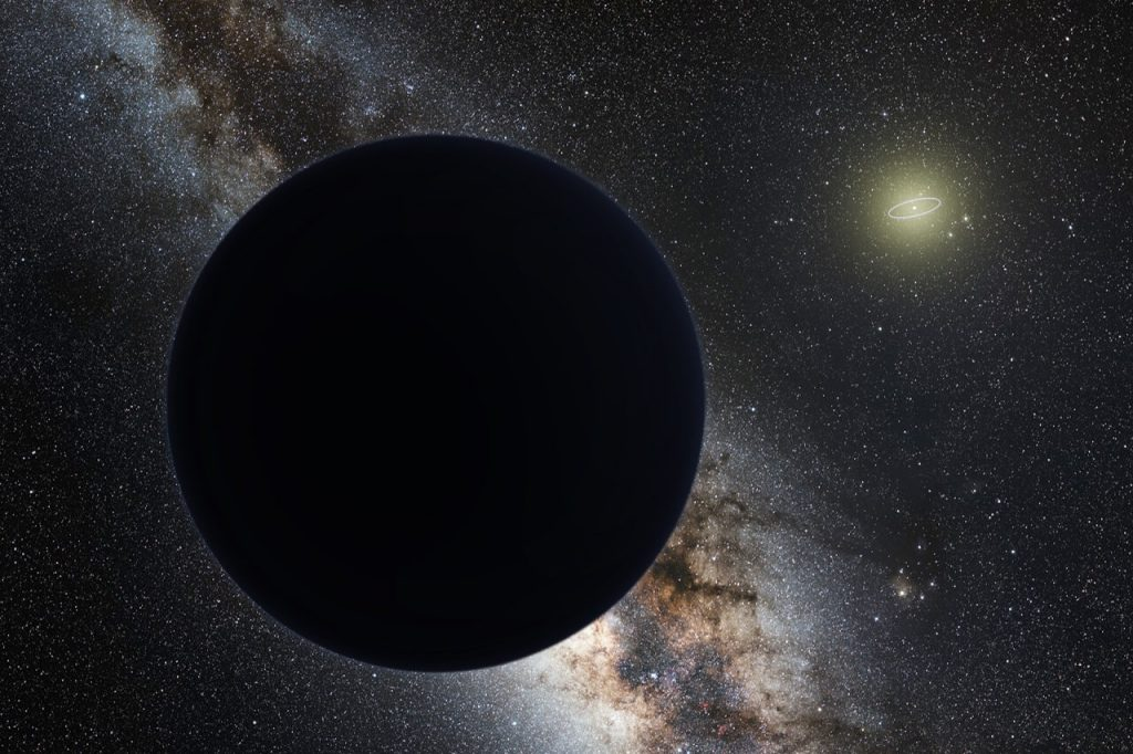 ნასას ტელესკოპმა TESS-მა მეცხრე პლანეტა შეიძლება უკვე იპოვა