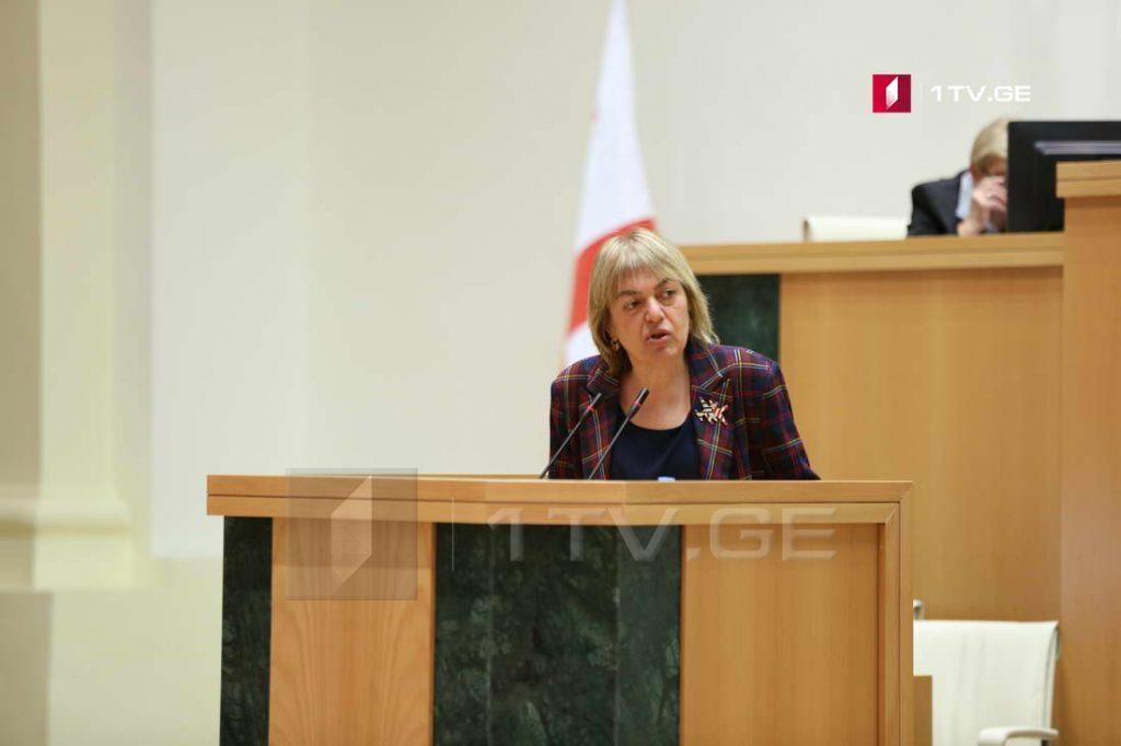 """""""ევროპული საქართველო"""" პარლამენტის პლენარულ სხდომებს პოლიტიკურ ბოიკოტს უცხადებს"""