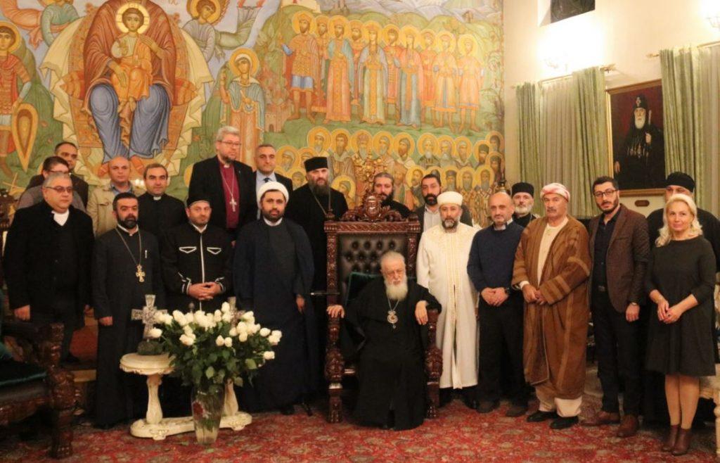 საქართველოში მოქმედ რელიგიათა ხელმძღვანელებმა ტოლერანტობის დღეს საქართველოს პატრიარქს თანადგომა გამოუცხადეს