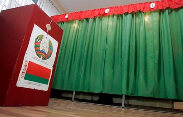 Belarus holds parliamentary election