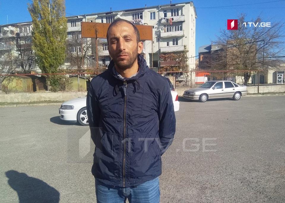 Житель Бершуети - В Цхинвальском изоляторе Важа Гаприндашвили держался мужественно и подбадривал нас