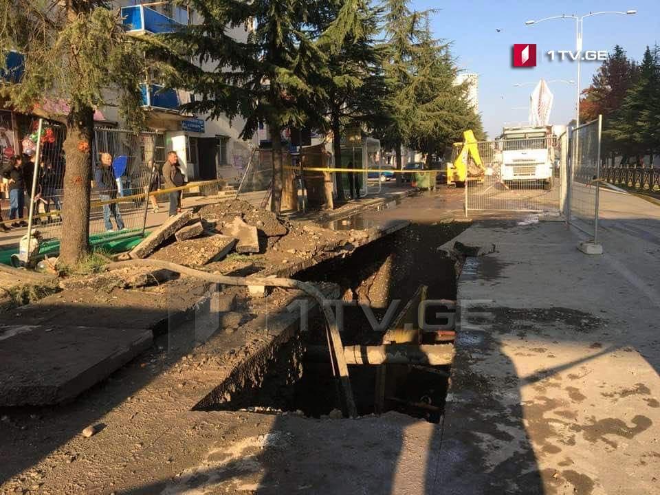 ბათუმში მიწისქვეშა სამუშაოებისას ერთმა მუშამ ფეხი დაკარგა, მეორემ კი მძიმე დაზიანება მიიღო