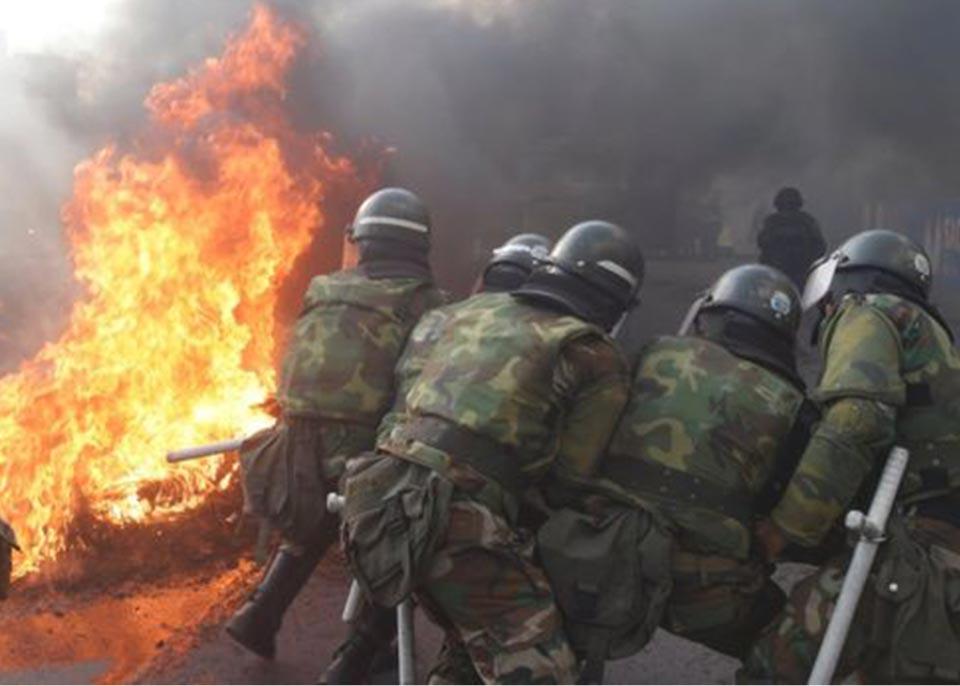 ბოლივიაში აქციების ახალი ტალღის დროს ცხრა ადამიანი დაიღუპა