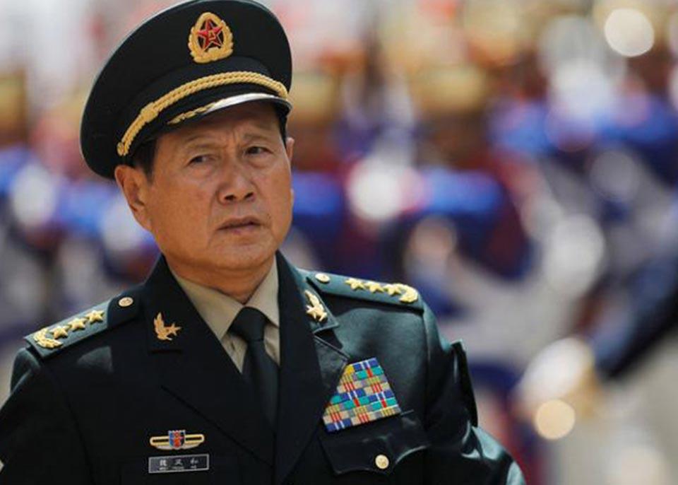 """ჩინეთის თავდაცვის მინისტრი აშშ-ს მოუწოდებს, სამხრეთ ჩინეთის ზღვაში """"კუნთების თამაში"""" შეწყვიტოს"""