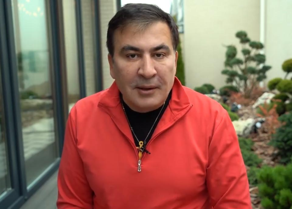 Mikheil Saakashvili: We've missed the moment, a bit more and this regime would have fallen
