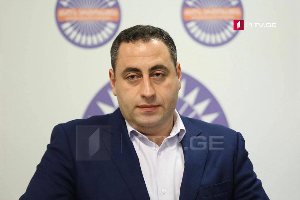 """გიორგი ვაშაძე - """"ქართული ოცნება"""" ნებისმიერი სისტემით დამარცხებულია, თუმცა 100/50-ზე მოდელს არ დავთანხმდებით"""