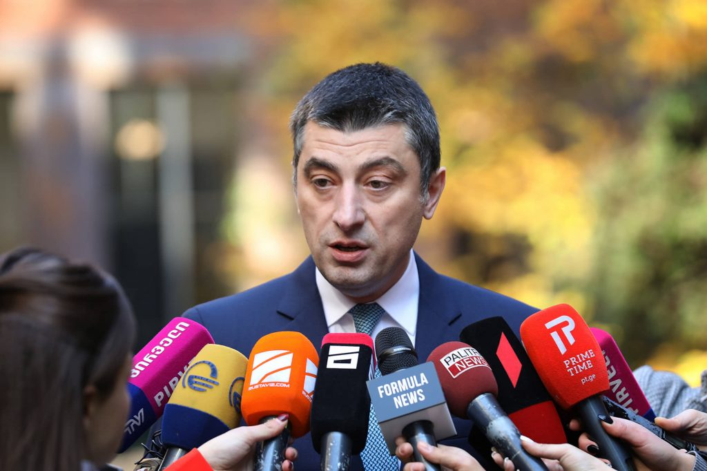 Giorgi Gakharia: Who issued the order is a repeated question, Previously it was my responsibility as Interior Minister, this time it is again mine – as PM