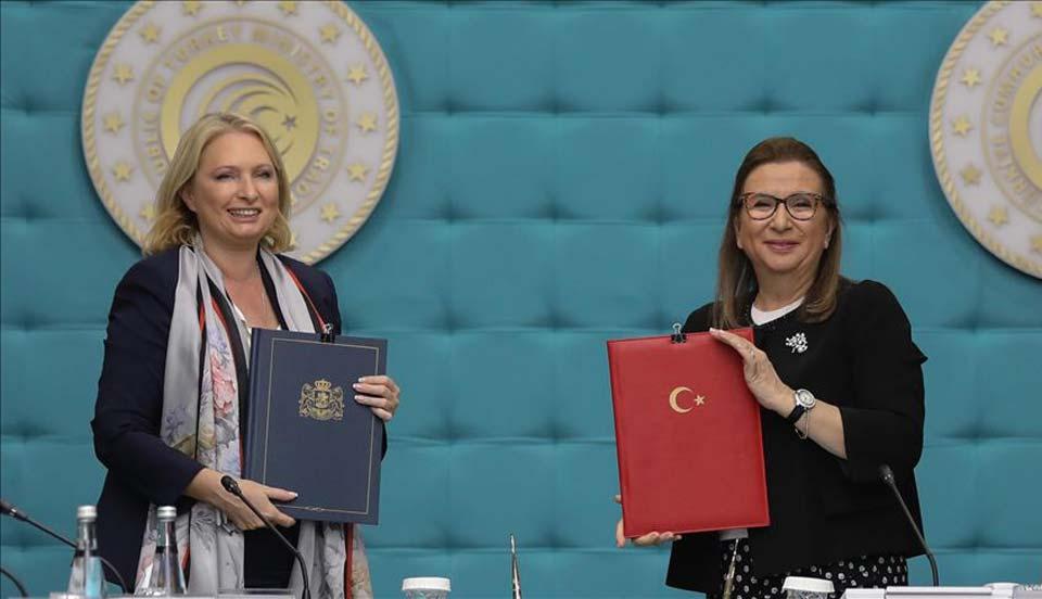 საქართველო და თურქეთისაბაჟო წესების გამარტივებისთვის თანამშრომლობაზე შეთანხმდნენ