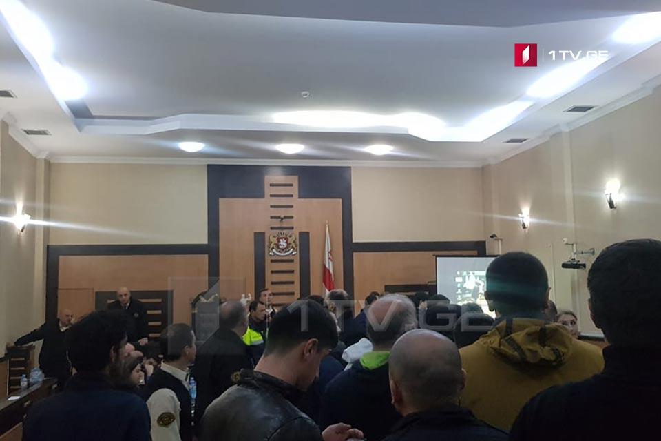 Сегодня в суде возобновится рассмотрение дел задержанных на акции перед парламентом