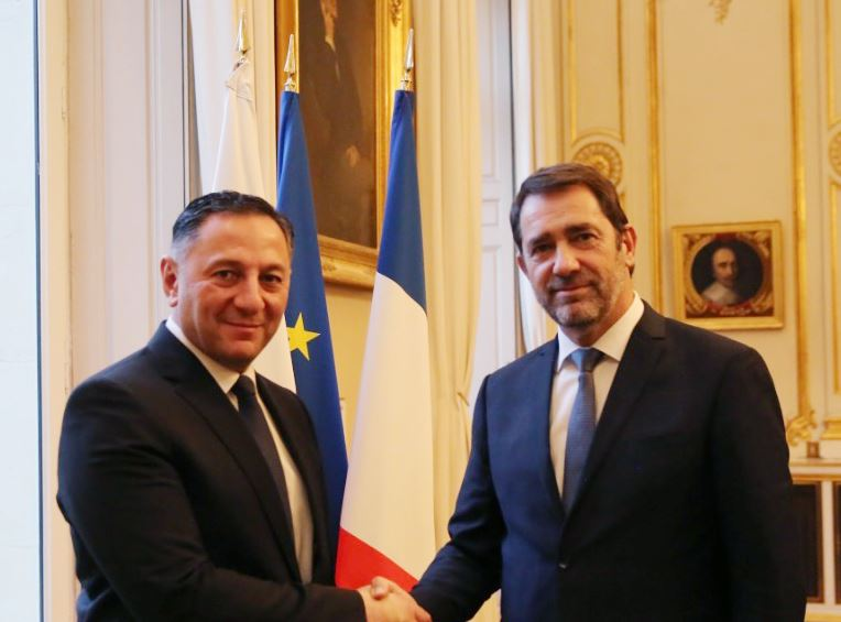 French Minister of Internal Affairs – We will be strict with all Georgians who arrive in France for seeking asylum