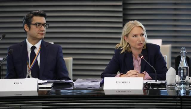 ნათია თურნავა - ევროპასთან ასოცირების შეთანხმების ხელმოწერითა და ევროპის ენერგეტიკულ გაერთიანებაში გაწევრიანებით საქართველომ ღიად განაცხადა თავისი პოლიტიკური არჩევანის შესახებ