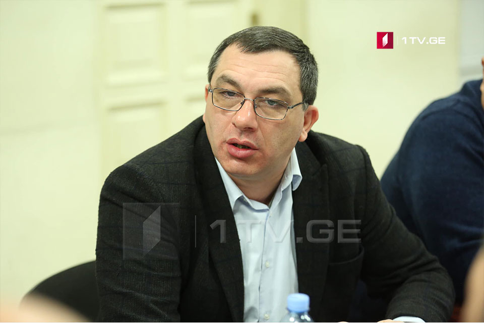 Giga Bokeria - If state of emergency extends, absurd restrictions should be removed