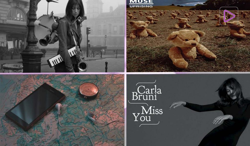 რადიო აკუსტიკა - შარლოტა გინსბურგის 3 საყვარელი სიმღერა