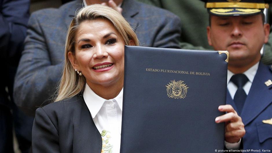ბოლივიის ახალმა ხელისუფლებამ 11 წლის განმავლობაში პირველად აშშ-ში ელჩი დანიშნა