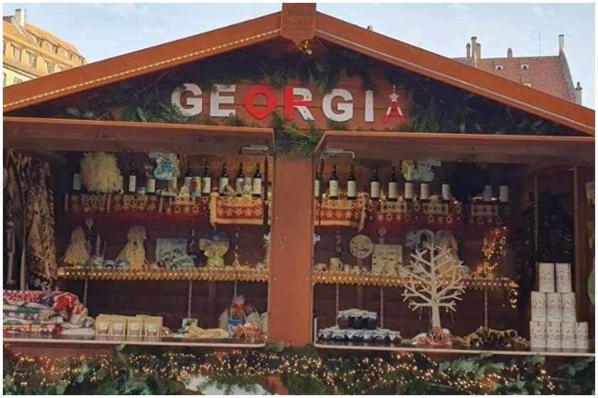 სტრასბურგში, ექვსი თვის განმავლობაში, ქართული ანბანით გაფორმებული ტრამვაი იმოძრავებს