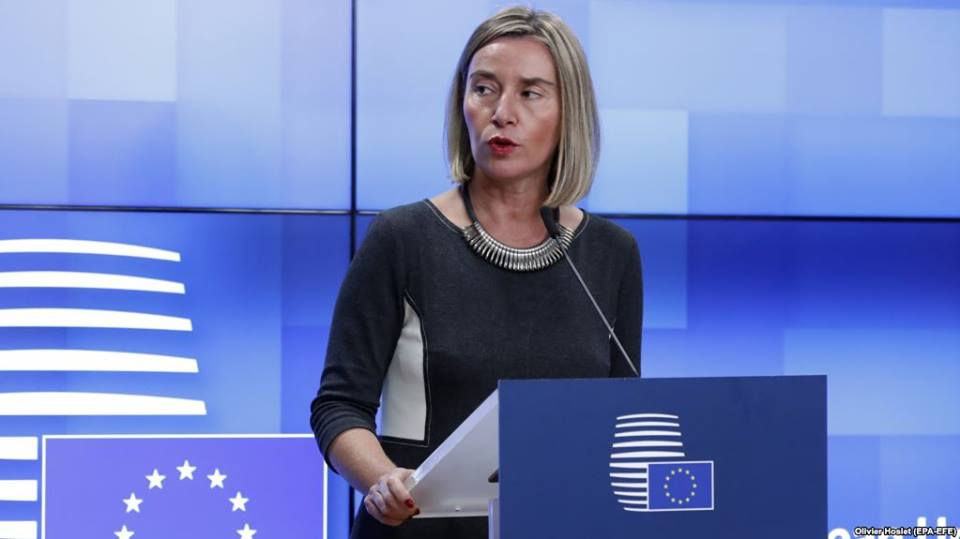 Federica Mogherini – Support of Georgia's state sovereignty is not a mere statement, it is the ground of our everyday work at place