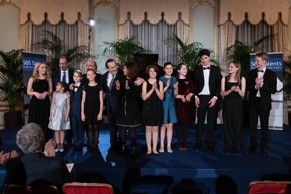 პარიზის საშობაო გალაკონცერტში ოთხი ქართველი მუსიკოსი მიიღებს მონაწილეობას