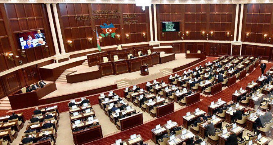 Правящая партия Азербайджана приняла решение о роспуске парламента