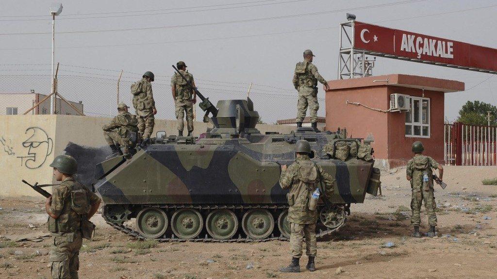 თურქეთის სამხრეთით,აქჩაყალეს სამხედრო ბაზასთანთავდასხმას ორი თურქი სამხედრო ემსხვერპლა