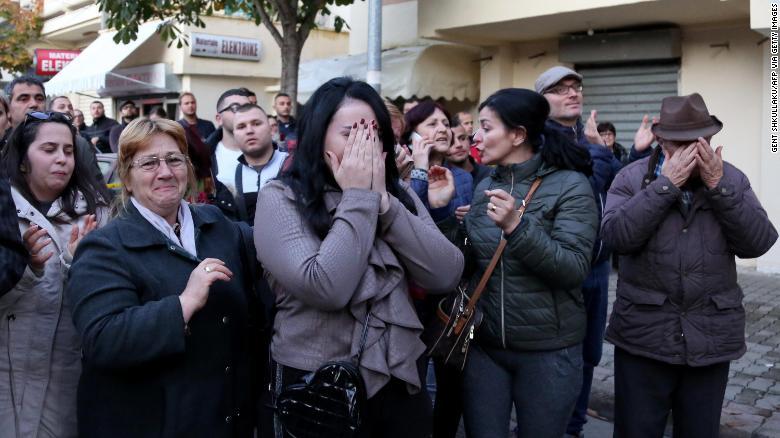 ალბანეთში მიწისძვრის შედეგად გარდაცვლილთა რიცხვი 48-მდე გაიზარდა
