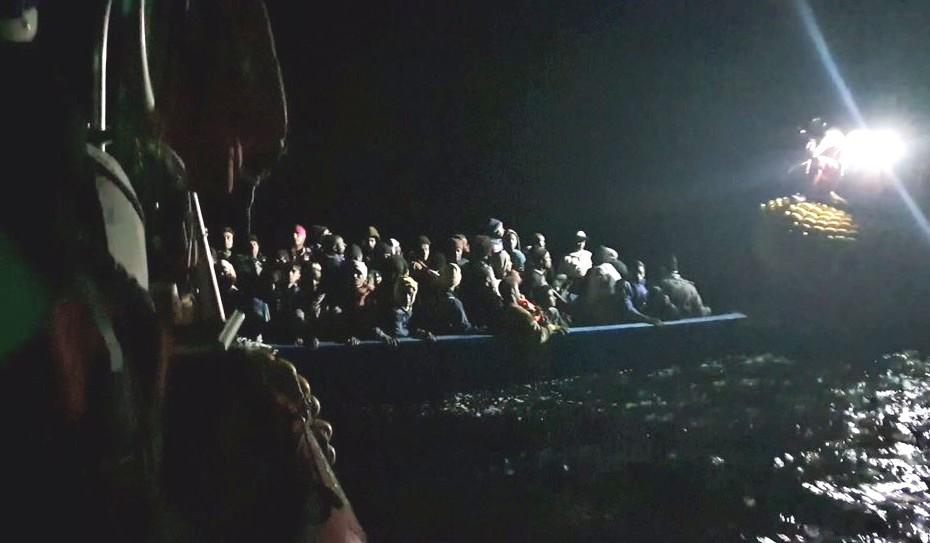 ლიბიის სანაპიროსთან ჰუმანიტარულმა ორგანიზაციამ 60 მიგრანტი გადაარჩინა