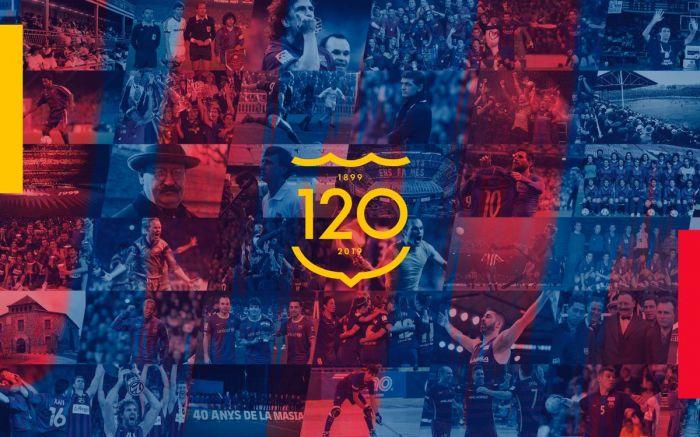 """29 ნოემბერი """"ბარსელონას"""" დაბადების დღეა - 120 წელი დაარსებიდან"""
