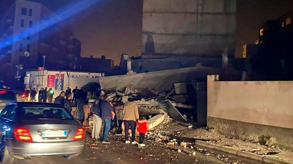 Ալբանիայում երկրաշարժից հետո ավարտվել են որոնողափրկարարական աշխատանքները