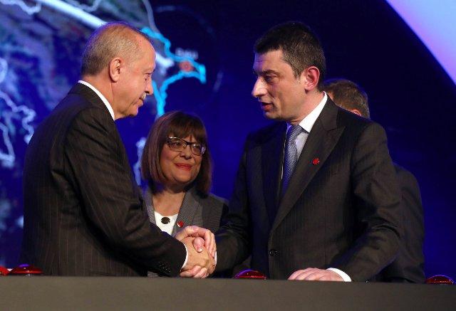 რეჯეფ თაიფ ერდოღანი - TANAP-ი საქართველოს, აზერბაიჯანისა და თურქეთის ძალისხმევით განხორციელდა და ყველა მონაწილე ქვეყანა სარგებელს მიიღებს