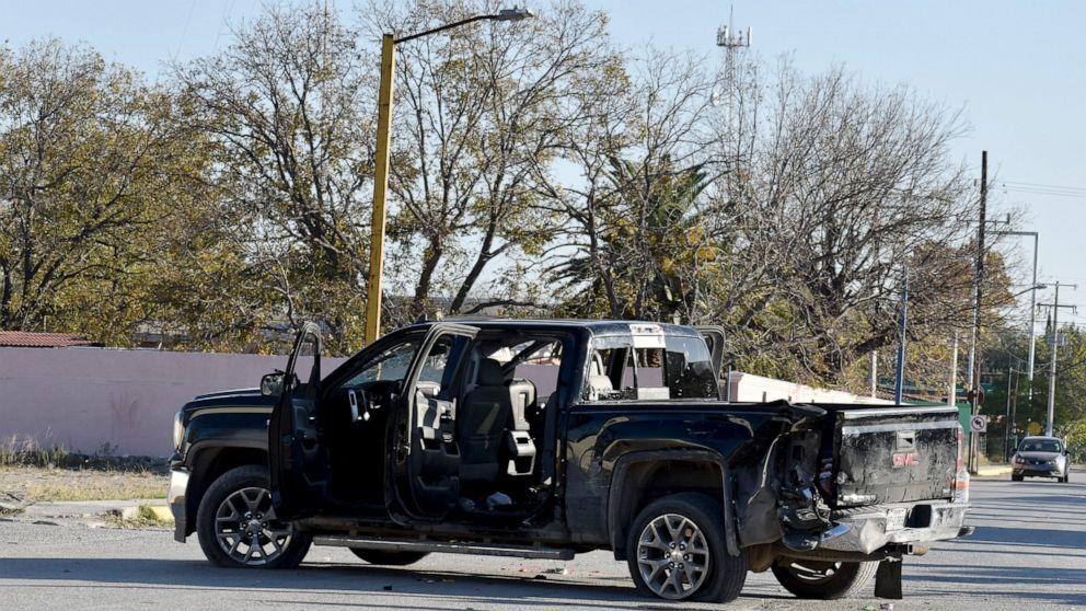მექსიკაში პოლიციასა და ნარკოკარტელებს შორის დაპირისპირების დროს 14 ადამიანი დაიღუპა