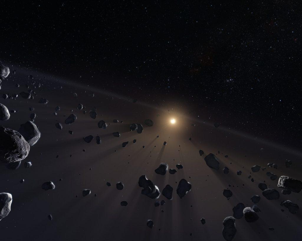 შორეულ ვარსკვლავურ სისტემაში მზის სისტემის მსგავსი მახასიათებლები აღმოაჩინეს