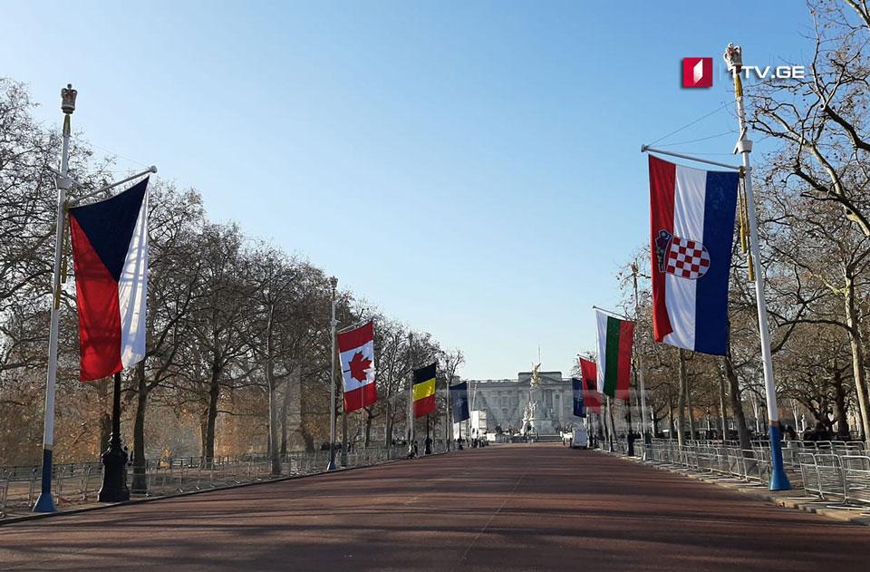 Londonda NATO-nun bu gün yubiley tədbirləri açılacaq