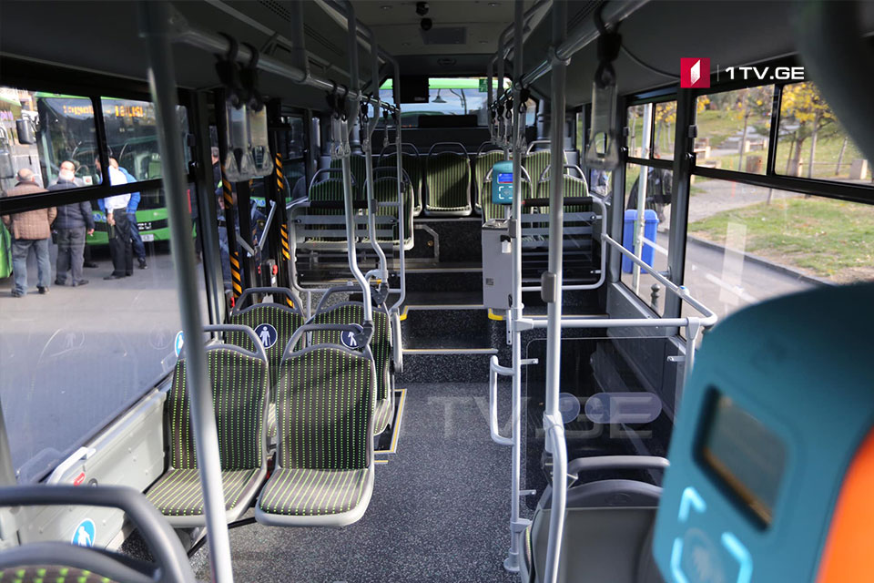 """დიდი დიღმიდან მეტროსადგურ """"სარაჯიშვილის"""" მიმართულებით ხვალიდან ავტობუსის ახალი მარშრუტი ამოქმედდება"""